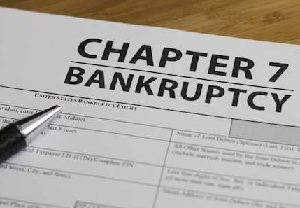 Bankruptcy lawyer for chapter 7 in Massachusetts